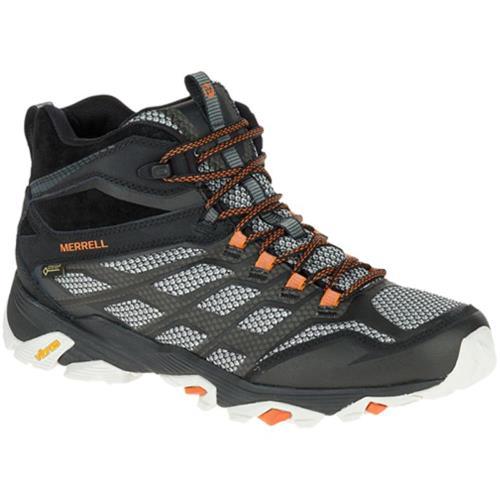 【MERRELL】 MOAB FST MID GORE-TEX 高筒戶外登山鞋 ML35737
