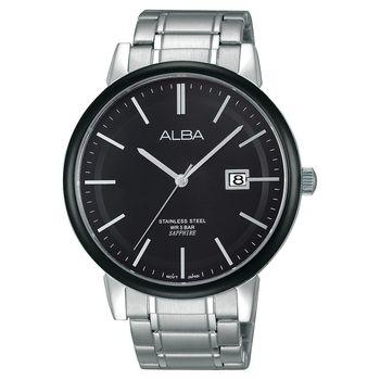 ALBA 日系紳士品味時尚腕錶 43mm VJ42-X131D AS9905X1