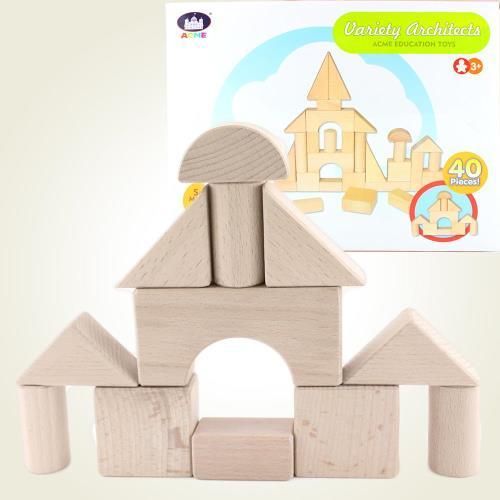 【瑪琍歐玩具】設計建築積木組/AC-1016
