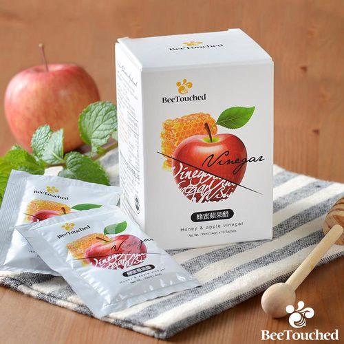 【蜜蜂工坊】蜂蜜蘋果醋隨身包10入裝