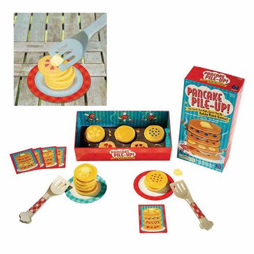 【華森葳兒童教玩具】益智邏輯系列-煎餅疊疊樂 N1-EI-3025