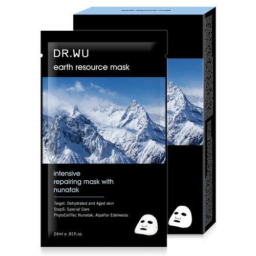 DR.WU 冰峰珍珠花修護面膜