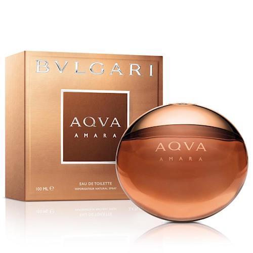 (即期品)Bvlgari寶格麗 AQVA 豔陽水能量男性淡香水(100ml)