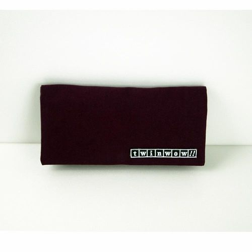twinwow - 優雅輕盈 - 細緻質感長夾/手拿包 - 紫羅蘭