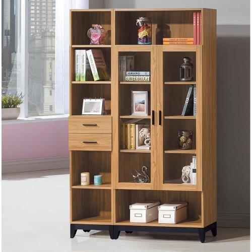 【顛覆設計】植優4尺半開放式書櫃