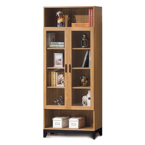 【顛覆設計】植優2.7尺半開放式書櫃