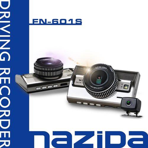【納智達】FN-601S SONY雙鏡頭高畫質行車記錄器