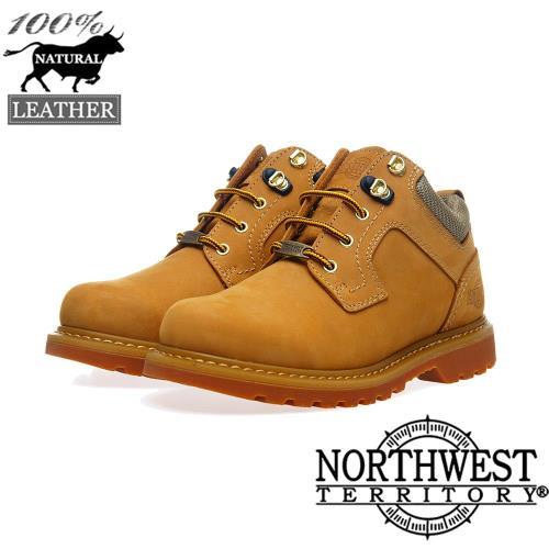 NORTHWEST (TM-2515S) 防潑水登山鞋 -金黃