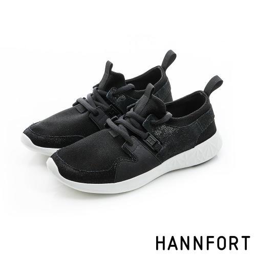 HANNFORT ICE運動網布休閒鞋