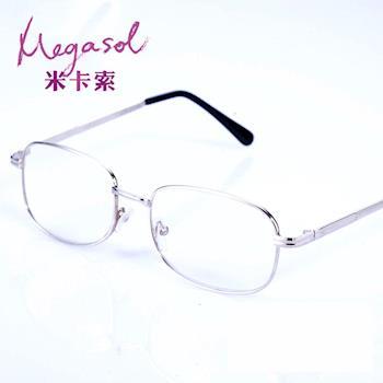 米卡索 輕巧簡約經典優質老花眼鏡 (中性款-3506)