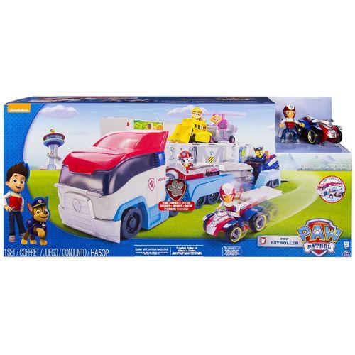《 汪汪隊立大功 》兒童卡通玩具 - Paw Patrol 頂級車輛組