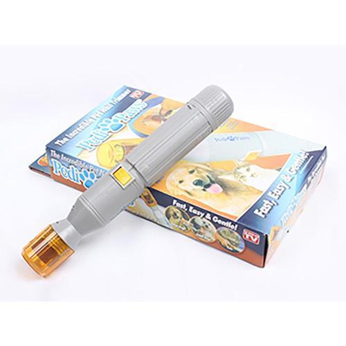寵物貴族 頂級高質感電動磨甲器/狗狗磨指甲器 /貓咪磨指甲器 /寵物指甲剪