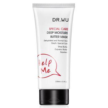 DR.WU  保濕潤澤乳霜面膜