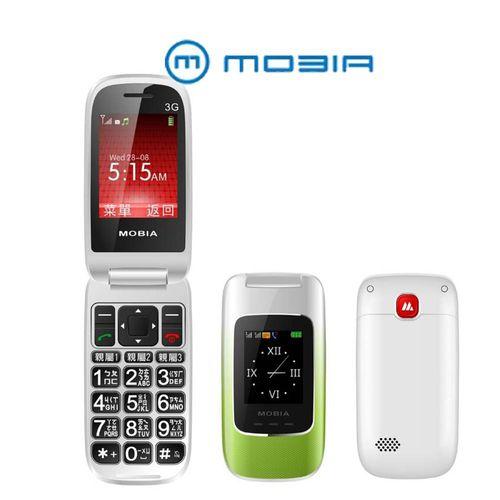 【MOBIA】M700 雙螢幕2.4吋3G無照相手機