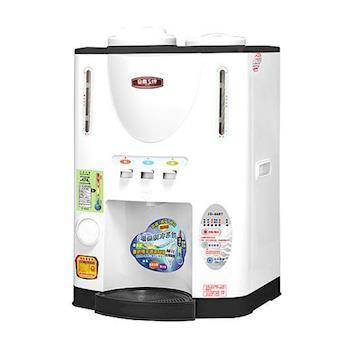 晶工牌11.9公升(冰溫熱)全自動開飲機JD-6607
