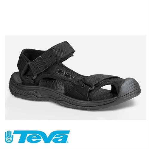 TEVA Hurricane Toe Pro 護趾水陸機能涼鞋 女(TV1000357BBLC)