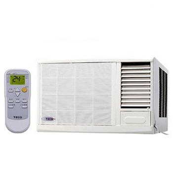 福利品 東元TECO 9-11坪 高能效 定頻右吹式 窗型冷氣 MW-50FR1(含基本安裝)