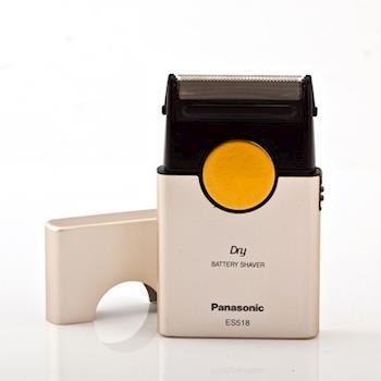 【Panasonic國際】卡片型刮鬍刀 ES-518 / ES-518N