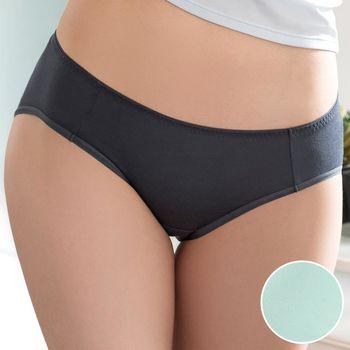 【華歌爾】COOL冰涼褲M-LL中低腰三角褲(綠)