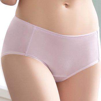 【華歌爾】COOL冰涼褲M-LL中高腰三角褲(淺紫)