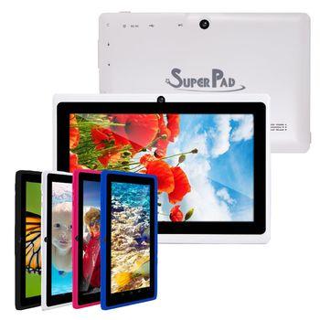 【SuperPad】A1-743 7吋IPS面板八核架構平板電腦(2G/8GB)