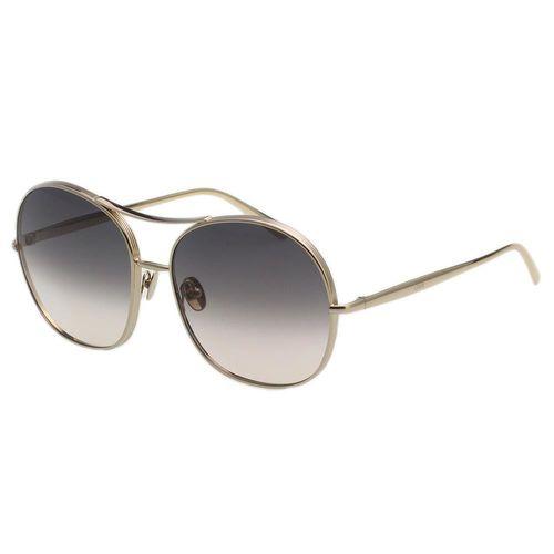 CHLOE太陽眼鏡 復古雷朋款-金色框 CE128S-744 - 春夏新款