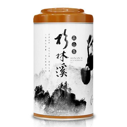 【名池茶業】杉林溪手採高山茶葉4罐組-青茶(台灣茗品款)