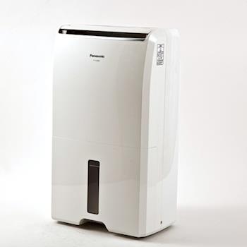 Panasonic國際牌11公升ECO NAVI智慧節能環保清淨除濕機 F-Y22BW