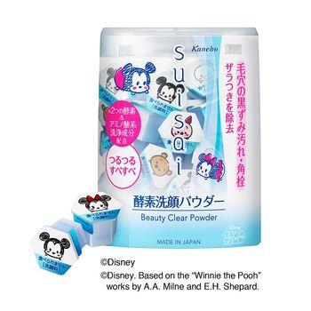 Kanebo佳麗寶 SUISAI酵素潔膚粉-迪士尼限定款(32顆)