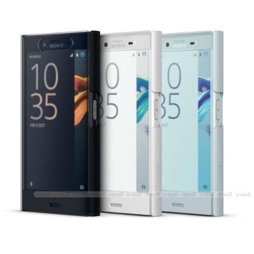 Sony Xperia X compact F5321 原廠智慧視窗時尚保護套 SCTF20