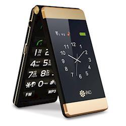 【iNO】CP200 雙螢幕頂級孝親摺疊手機