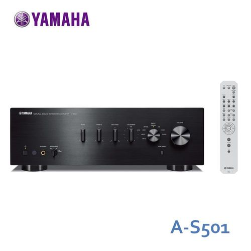 YAMAHA A-S501 HiFi兩聲道綜合擴大機