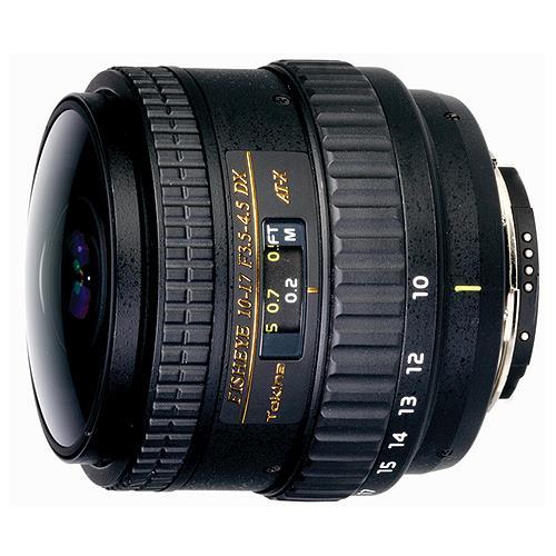 Tokina AT-X DX 10-17mm F3.5-4.5 魚眼 無遮光罩版 全幅可(10-17,公司貨)