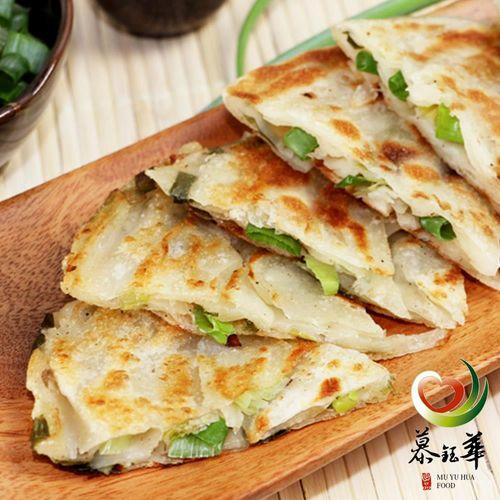 五星御廚手作館 慕鈺華 古早味蔥油餅(5片)
