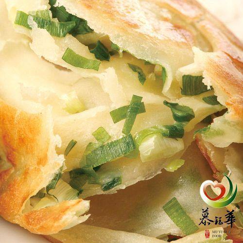 五星御廚手作館 慕鈺華 蔥油餅(5片)