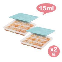 2angels 矽膠副食品製冰盒(兩組)