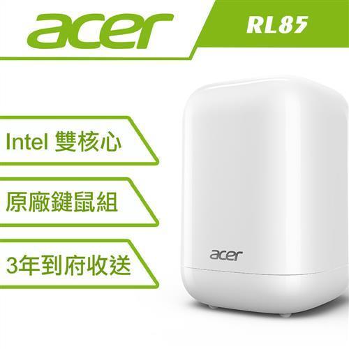 Acer Revo One 雙核心迷你電腦 RL85