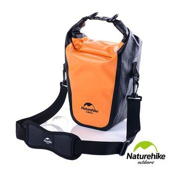 Naturehike 500D加厚耐磨防水相機包 防水袋 橙色