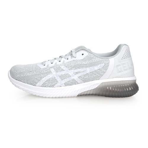 ASICS GEL-KENUN 女慢跑鞋-路跑 訓練 亞瑟士 米白
