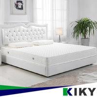 KIKY 美式服貼輕柔型獨立筒床墊 單人3尺