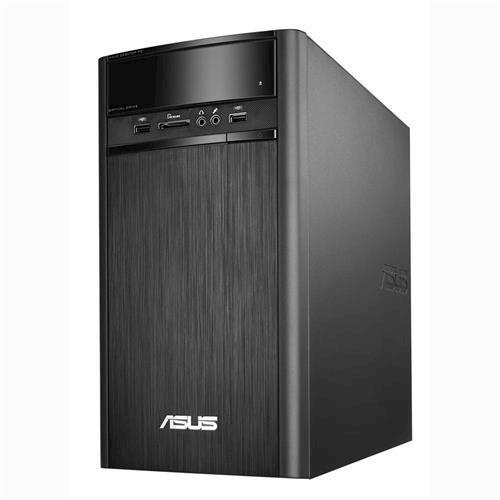 加碼送$1000折扣金ASUS華碩桌上型電腦K31CD-K-0011A740GTT
