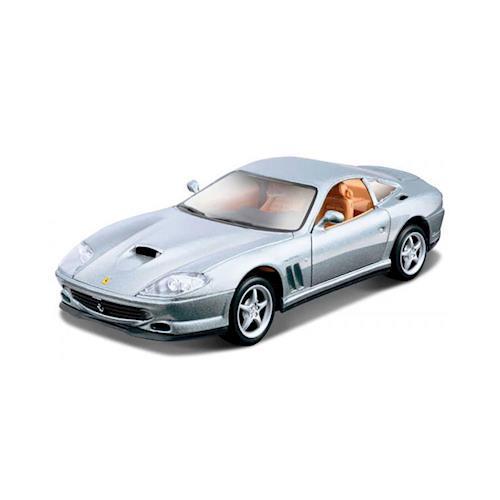 【Bburago】1/24 法拉利 - 550 MARANELLO 跑車 模型車