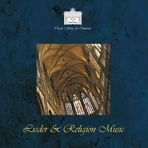 世紀古典之最 藝術歌曲及宗教合唱曲(2CD)