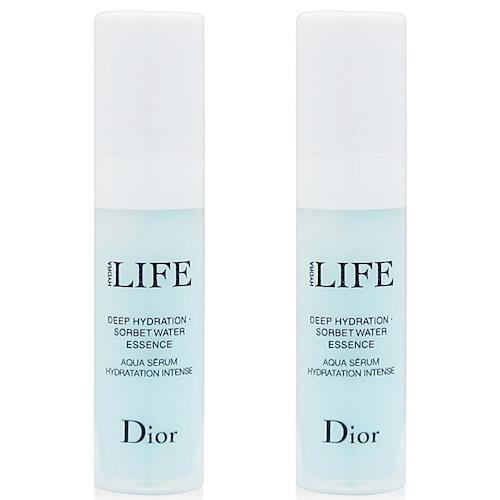 Dior迪奧 花植水漾保濕精華5mlx2入