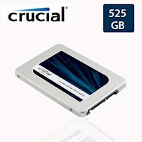 美光Micron Crucial MX300 525GB SSD固態硬碟