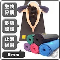 Fun Sport yoga 小秘境修練瑜珈墊-送瑜珈背袋  PER環保
