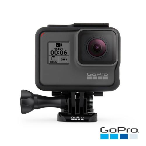 【GoPro】HERO6 Black運動攝影機CHDHX-601(公司貨)