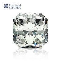 ~鑽石共和國~GIA正方型祼鑽 0.40克拉 M  SI1