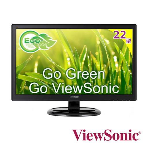 Viewsonic VA2265SMH 22型 VA寬螢幕