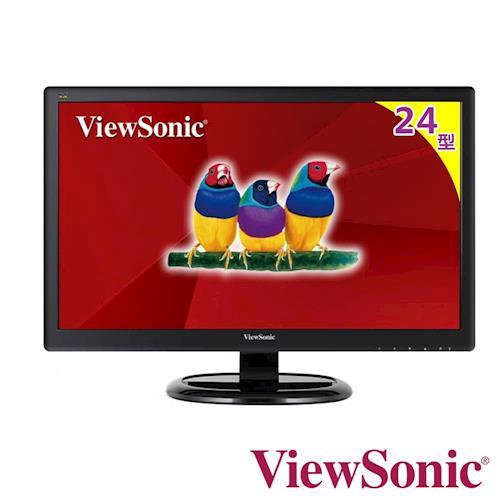 Viewsonic VA2465SMH 24型 VA寬螢幕